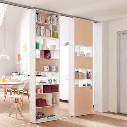 Rima Fino interior system | Sistemas de mamparas | raumplus