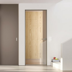 Swing Door Slim Line room door | Porte per interni | raumplus