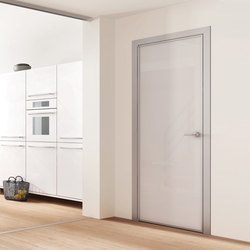 Swing Door room door | Internal doors | raumplus & SWING DOOR SLIM LINE ROOM DOOR - Internal doors from raumplus ...