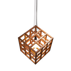 Hugo Pendant Lamp | Suspended lights | ChristelH