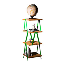 Kembla Shelf 4 Tier | Office shelving systems | ChristelH