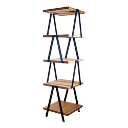 Kembla Shelf 5 Tier | Office shelving systems | ChristelH