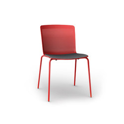 Glove | Visitors chairs / Side chairs | Forma 5