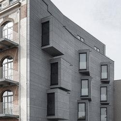 EQUITONE [tectiva] - Facade Design | Ejemplos de fachadas | EQUITONE