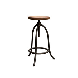 STOOL MEDIUM | Tabourets de bar | Noodles Noodles & Noodles Corp.