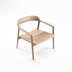 Grasshopper EASY CHAIR WITHOUT CUSHION | Armchairs | Karpenter