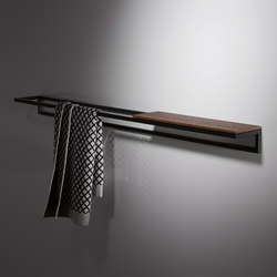 BetteLux Shape Towel holder/shelf | Porta asciugamani | Bette