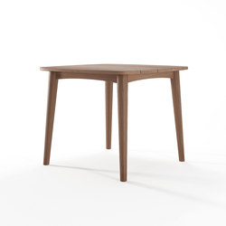 Grasshopper SQUARE DINING TABLE | Dining tables | Karpenter