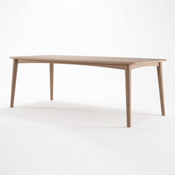 Grasshopper RECTANGULAR DINING TABLE | Dining tables | Karpenter