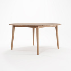Grasshopper ROUND DINING TABLE | Mesas comedor | Karpenter