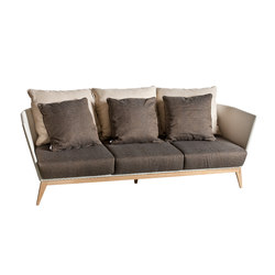 Arc Sofa 3 | Garden sofas | Point