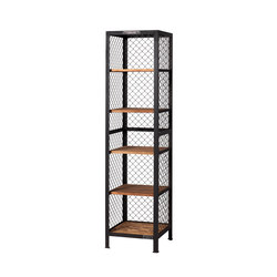 SHELF MESH MULTI | Office shelving systems | Noodles Noodles & Noodles Corp.