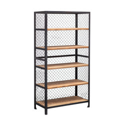 SHELF MESH MULTI | Office shelving systems | Noodles Noodles & Noodles