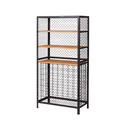 SHELF MESH WINE | Wine racks | Noodles Noodles & Noodles