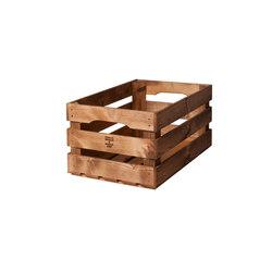WOOD CRATE 1 LARGE | Contenedores / cajas | Noodles Noodles & Noodles Corp.