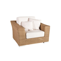 Green Armchair | Fauteuils de jardin | Point