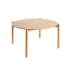 Hamp round dining table | Tables à manger de jardin | Point