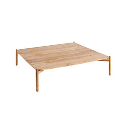 Hamp Square coffee table | Tables basses de jardin | Point