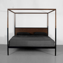 Canopy Bed | Lits doubles | Uhuru Design