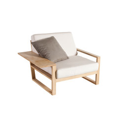 Lineal Sessel | Garden armchairs | Point