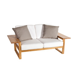 Lineal Sofa 2 | Gartensofas | Point