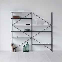 R.I.G. Modules | Shelving | MA/U Studio