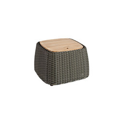 Pul Container teak | Coffres de jardin | Point