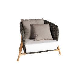Round Armchair | Poltrone da giardino | Point