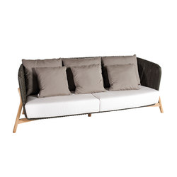 Round Sofa 3 | Gartensofas | Point
