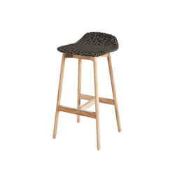 Round Bar stool | Tabourets de bar de jardin | Point