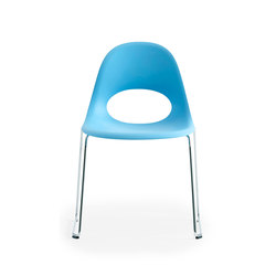Say O Sledge Chair | Visitors chairs / Side chairs | Say O
