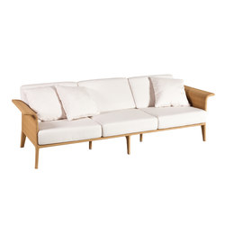 U Sofa 3 | Gartensofas | Point