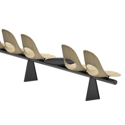 Say O Bench | Beam / traverse seating | Say O