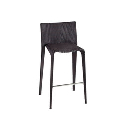 U Bar stool | Sgabelli bar da giardino | Point