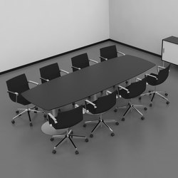 Amigo Conference Table | Conference tables | Cube Design