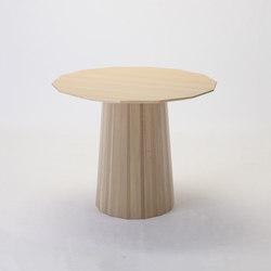 Colour Wood Dining 95 Plain | Tables de cafétéria | Karimoku New Standard