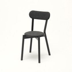 Castor Chair Pad | Restaurant chairs | Karimoku New Standard