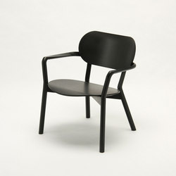 Castor Low Chair | Lounge chairs | Karimoku New Standard