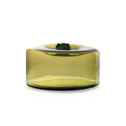cylinder vessel extra large green | Objekte | SkLO