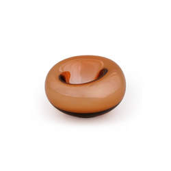echo vessel medium copper | Bowls | SkLO