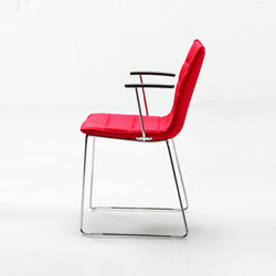 S10 Chair | Visitors chairs / Side chairs | Cube Design