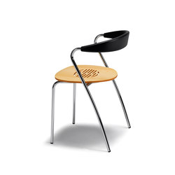 Tango Chair | Visitors chairs / Side chairs | Cube Design