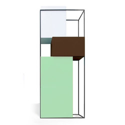 Framed | Cabinets | MOCA