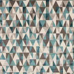 Diamond petrol | Tapis / Tapis de designers | cc-tapis