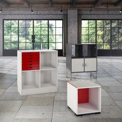 V Storage | Armadi ufficio | Cube Design