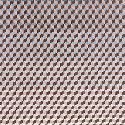 Mini infini cipria blue | Tappeti / Tappeti d'autore | cc-tapis