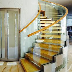 Cobra golden | Escaliers en béton | Siller Treppen