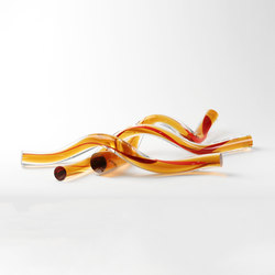 sea object single amber/red | Objects | SkLO