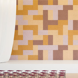 BAUX Acoustic Panels - Event Space | Paneles de pared | BAUX