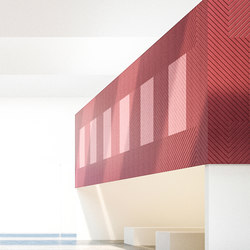 BAUX Acoustic Panels - Hall | Wood panels | BAUX